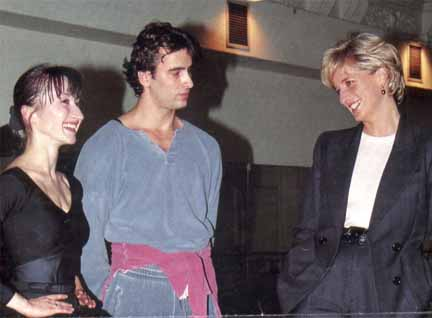 Daria with Princess Diana and Zoltan Solymosi 1996.jpg