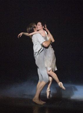 Daria with Friedemann Vogel in Manon 4