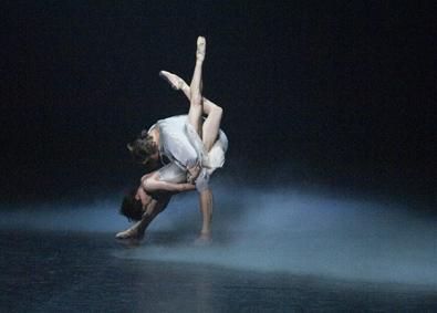 Daria with Friedemann Vogel in Manon 2