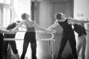 Daria Klimentová teaching class at the International Ballet Masterclasses, Prague on August 01 2020. Photo: Arnaud Stephenson