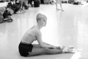 Daria Klimentová teaching class at the International Ballet Masterclasses, Prague on August 05 2020. Photo: Arnaud Stephenson
