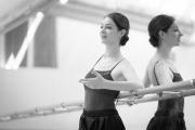 Laurretta Summerscales teaching solos at the International Ballet Masterclasses, Prague on August 01 2020. Photo: Arnaud Stephenson
