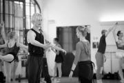 Daria Klimentová & Vadim Muntagirov teaching pas de deux at the International Ballet Masterclasses, Prague on July 30 2020. Photo: Arnaud Stephenson