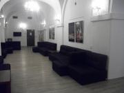 Green room off studio 1