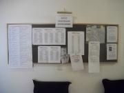Notice board 2015