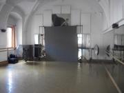 Studio 4 set up as photo studio