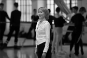 Daria Klimentová teaching class at the International Ballet Masterclasses, Prague on August 05 2019. Photo: Arnaud Stephenson