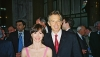 Daria with Tony  Blair