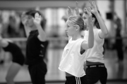 Jan Kodet teaching contemporary  at the International Ballet Masterclasses, Prague on August 01 2019. Photo: Arnaud Stephenson