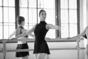 Laurretta Summerscales teaching class at the International Ballet Masterclasses, Prague on July 29 2020. Photo: Arnaud Stephenson