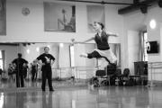Mário Radačovský teaching class at the International Ballet Masterclasses, Prague on August 01 2020. Photo: Arnaud Stephenson