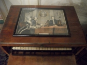 Mozarts travelling keyboard
