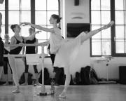 Thomas Edur teaching class at the International Ballet Masterclasses, Prague on August 02 2019. Photo: Amber Hunt