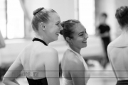 Vaclac Janecek rep teaching Rep during the International Ballet Masterclasses at the Czech National Ballet Studios in Prague on August 04 2018. Photo: Arnaud Stephenson