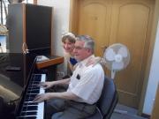 Daria and Sergei class studio 2